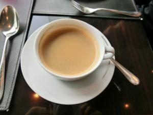 ペニンシュラ東京ホテル ピーター コーヒー