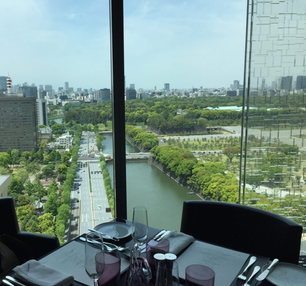ザ・ペニンシュラ東京Peterでランチ