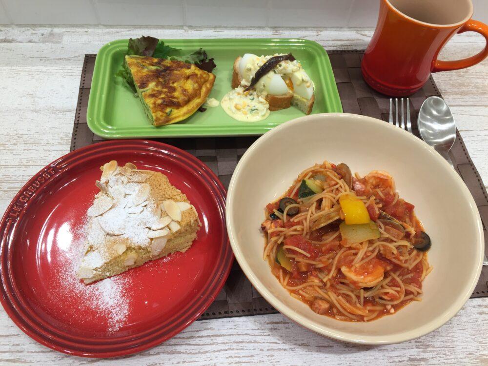 ル・クルーゼ料理教室に行ってきました。6月編