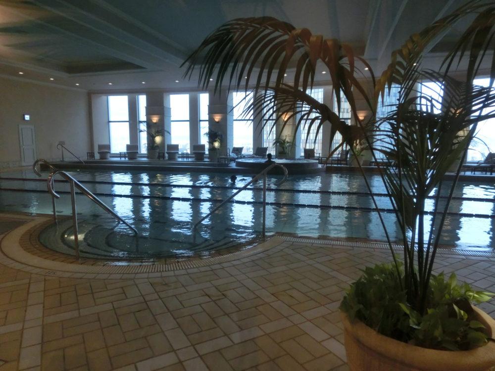 名古屋マリオットアソシアホテル プール・お風呂