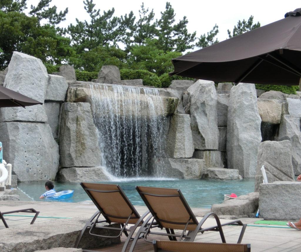 シェラトン東京ベイ ガーデンプール