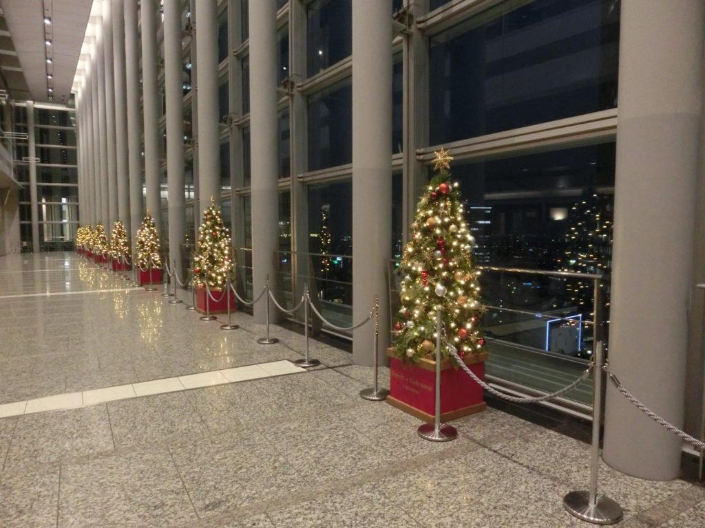 名古屋マリオットアソシア クリスマス