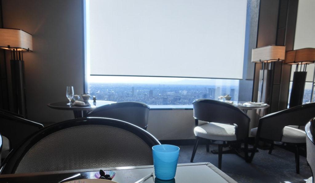 リッツカールトン東京 クラブフロア