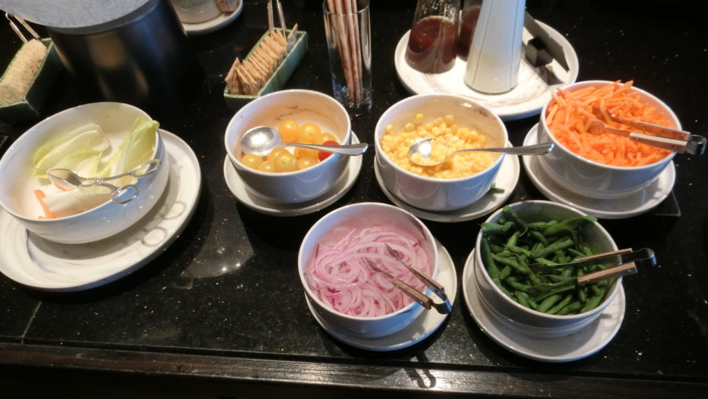 リッツカールトン東京  朝食