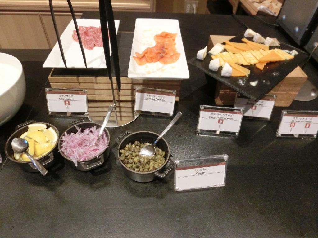 プリンスさくらタワー東京 朝食