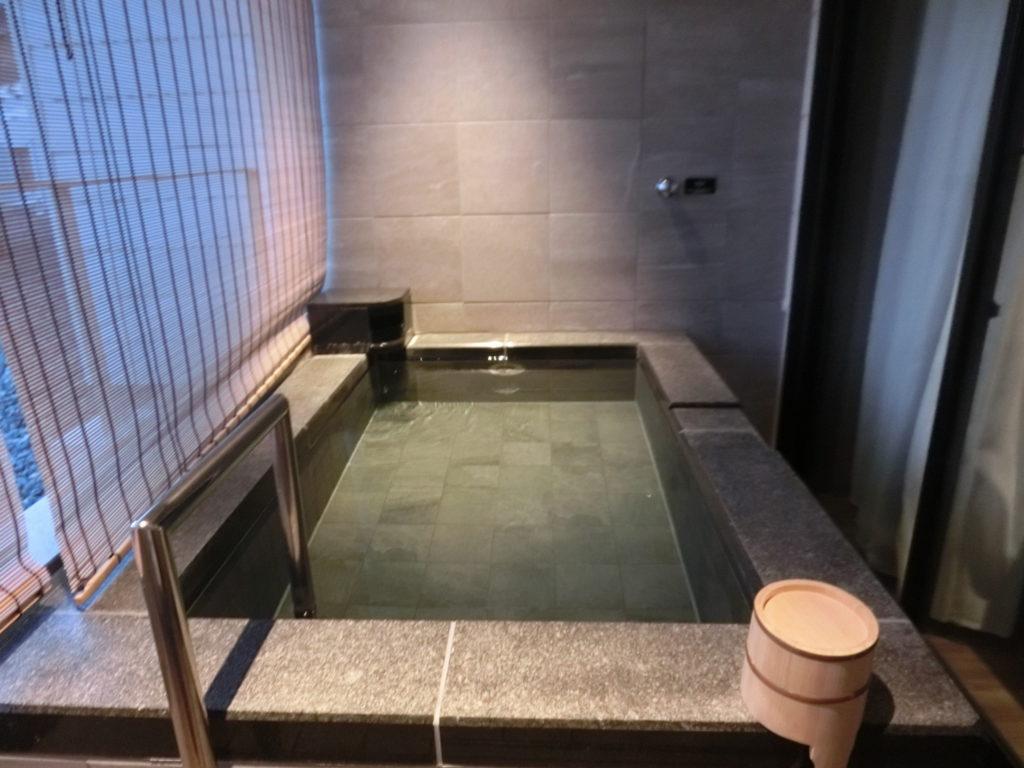 マリオット修善寺 露天温泉付き客室