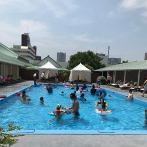 ザ・プリンスさくらタワー東京 プール・なだ万プライム(朝食)