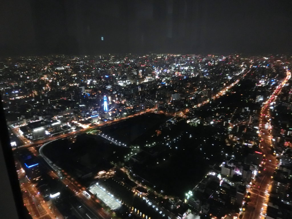 マリオット都ホテル大阪   クラブルーム