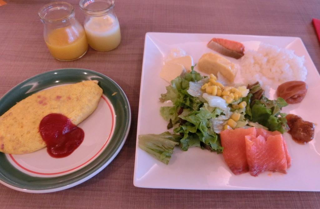 南紀白浜マリオット 朝食