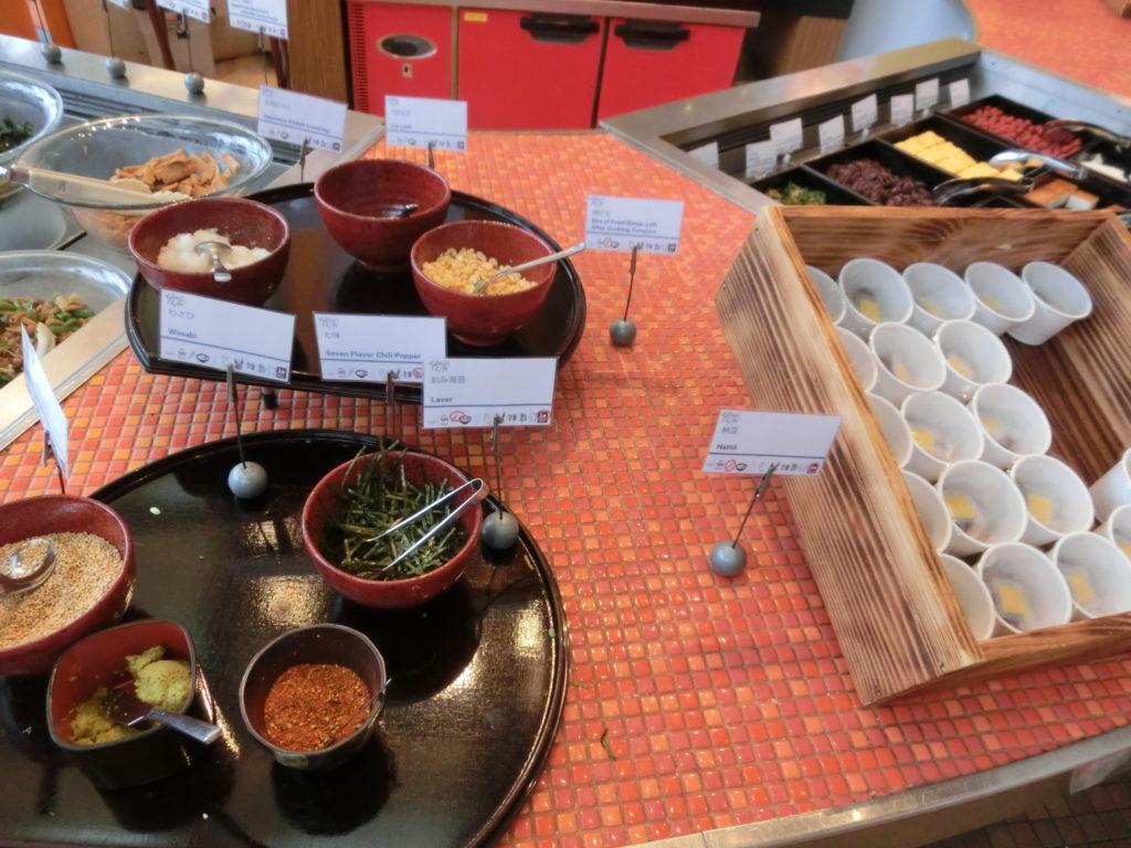 シェラトン東京ベイ 朝食