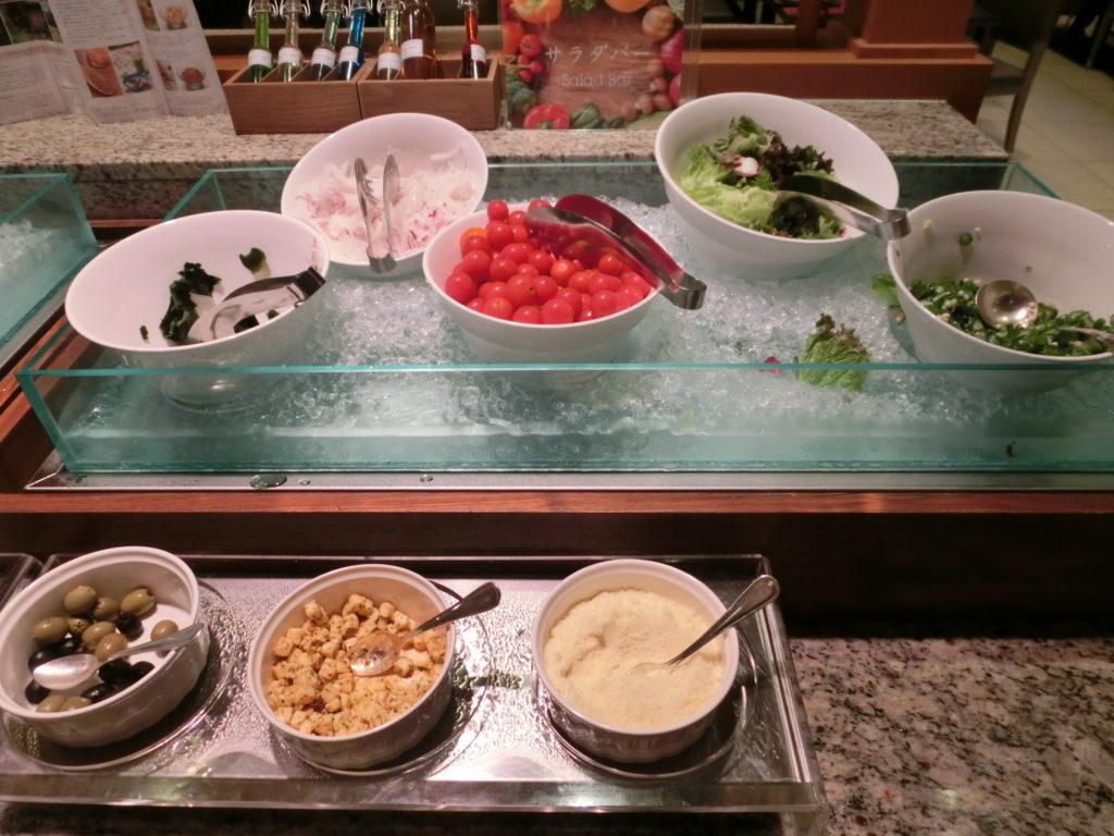 横浜ベイシェラトン朝食